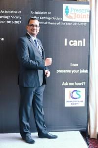 ICS President Deepak Goyal